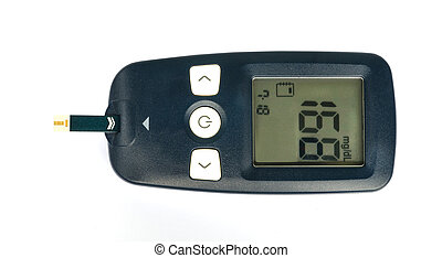 Glucometer - Glucometer for measure glucose in blood