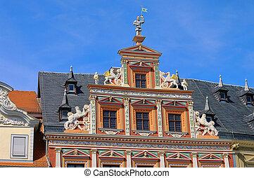 Erfurt half-timbered