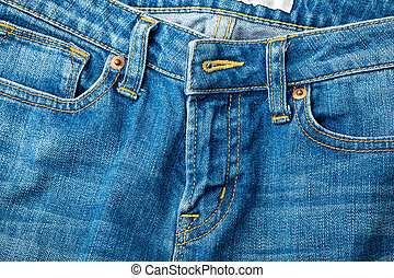 Jeans zip up