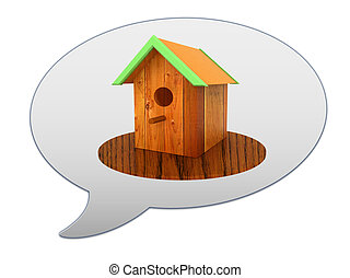 Birdhouse Illustrations and Clip Art. 1,427 Birdhouse ...