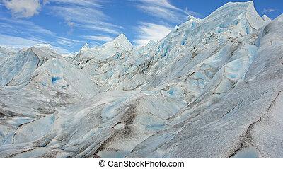 Perito Moreno Glacier, Argentinia - Trecking on the Glacier...