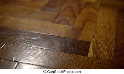 Old Wooden Floor sliding