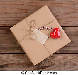 Package With Heart