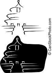 Temple of Heaven Beijing logotype