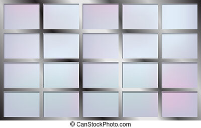 abstract grid backdrop
