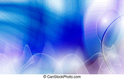 blue abstract backdrop