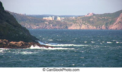 Typical Newfoundland coast line - Typical Atlantic Coast...