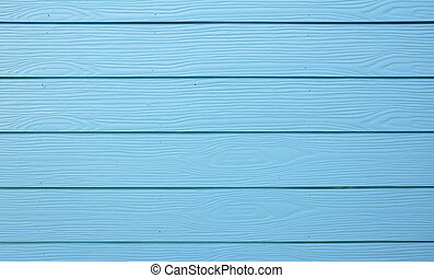 Texture of blue wood