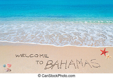 bahamas, herzlich willkommen