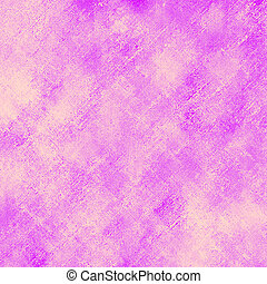 diagonal red crosshatch pattern and grunge stains