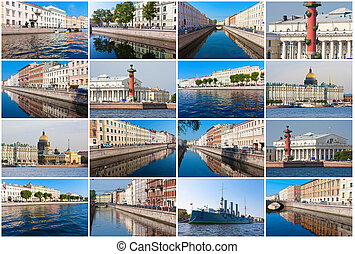 Saint Petersburg - Beautiful photos of canals in Saint...