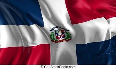 Flag of Dominican Republic