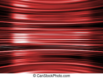 Red spinning blur background