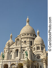 Basilica Sacre Coeur - Paris, France