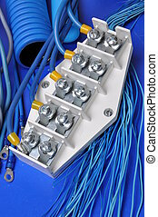 Accessories electrical installation - Equipment and...