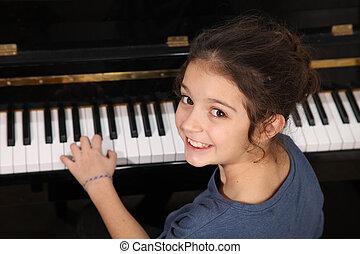 piano, lecciones