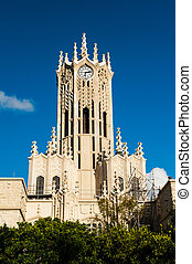 University of Auckland - Clocktower of the Auckland...