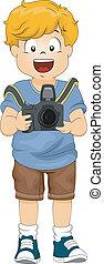 Photography Boy
