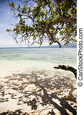 Island of Gili Air, Indonesia