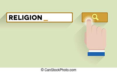 search religion