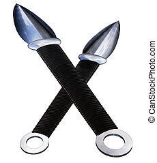 Throwing knife