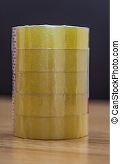 Sellotape - Stack of un opened sellotape