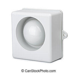 Alarm siren - part of home security system