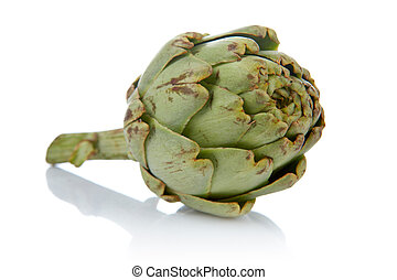 Fresh and tasty artichoke - A fresh and tasty artichoke...
