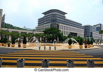 Putrajaya - Central Avenue Putrajaya (Persiaran Perdana)