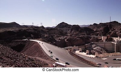 Hoover Dam, Nevada, Pan (Cities)
