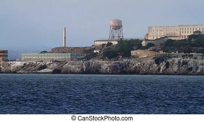 Alcatraz, San Francisco (Cities) - Alcatraz, San Francisco,...