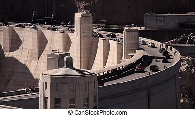 Hoover Dam, Nevada Cities