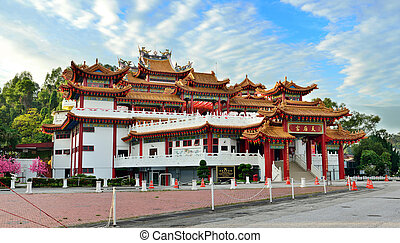 Thean Hou Temple - hean Hou Temple is one of the largest...