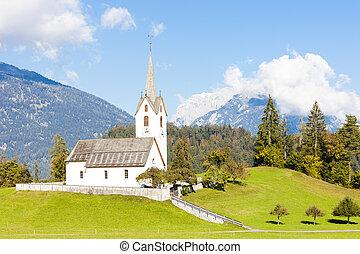 Versam, canton Graubunden, Switzerland
