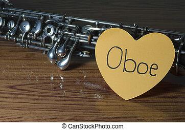 雙簧管, 木頭, 背景