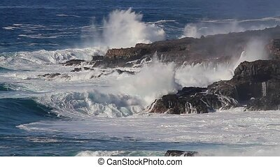 Strong Currents, Tenerife (Landscape)