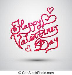 vector background Valentine's Day
