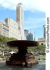 Bryant Park, New York City Bryant Park is a 9,603 acre...