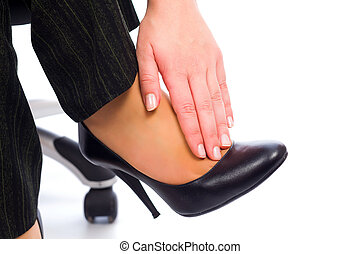 Why do women wear high heels if it hurts?