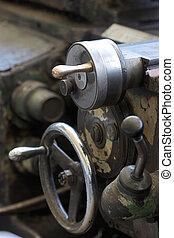 vintage gear - Some vintage gear close up