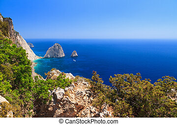 Mizithres Rocks - Beautiful view on the Mizithres Rocks from...