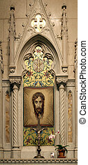 St. Patrick's Cathedral, a Neo-Gothic-style Roman Catholic...