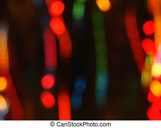 Light streaks texture - Abstract colorful light streaks...