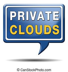 private clouds cloud computing resources for storage and...