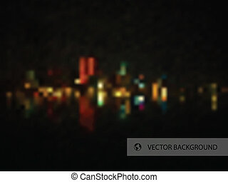 Night City Background