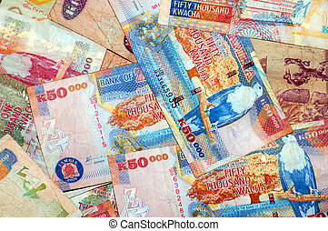 Zambian money - Business, currency