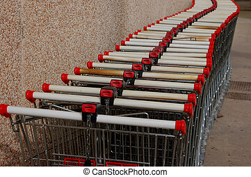 shopping cart - shopping cart