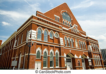 Ryman Auditorium, Nashville, TN