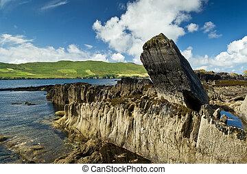 Rocky Atlantic Coast - Felsige Atlantikkueste
