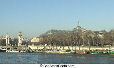 Grand Palais in Paris